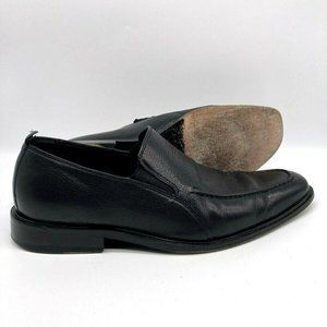 Cole Haan Mens Leather Slip On Loafers Dress Shoes